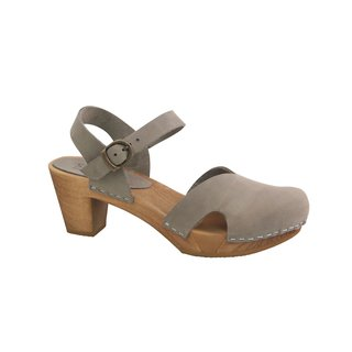 Sanita Matrix Square Flex Sandal Oil Leather
