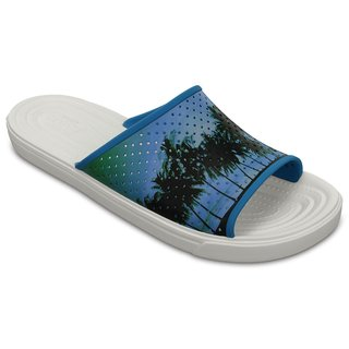 Crocs CitiLane Roka Tropical Slide M
