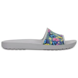 Crocs Sloane Graphic Slide