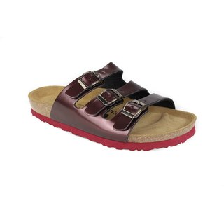 JOE N JOYCE Paris SynSoft Soft-Footbed Metallic