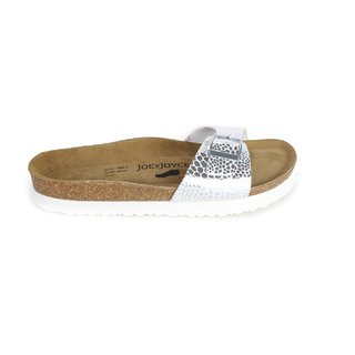 JOE N JOYCE Porto SynSoft Soft-Footbed Leometallic