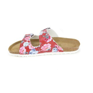 JOE N JOYCE London SynSoft Soft-Footbed Rose
